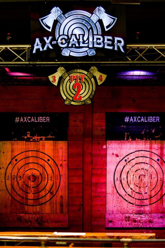 Ax-Caliber | Lakeland, Florida | Ax Throwing