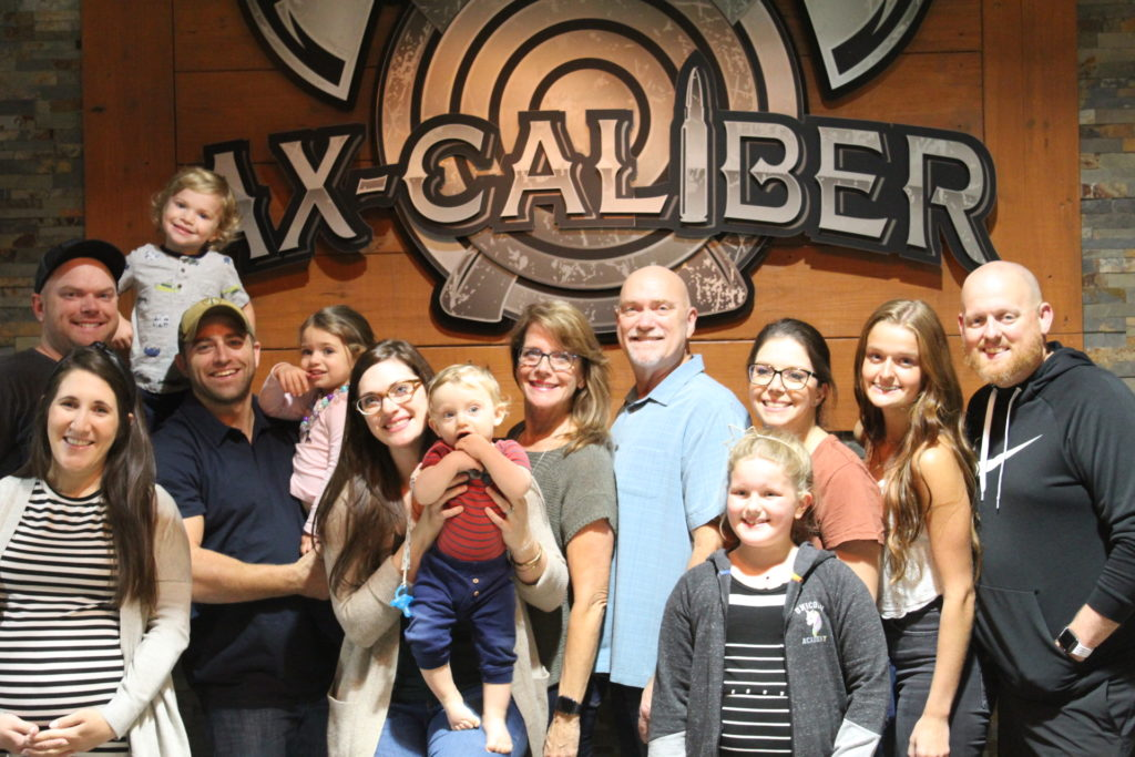 Ax-Caliber Family